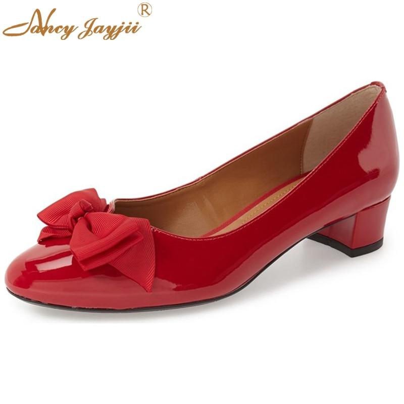 mejor sitio web 0f272 3cdc9 Zapatos Vintage de tacón con nudo de mariposa Zapatos de ...