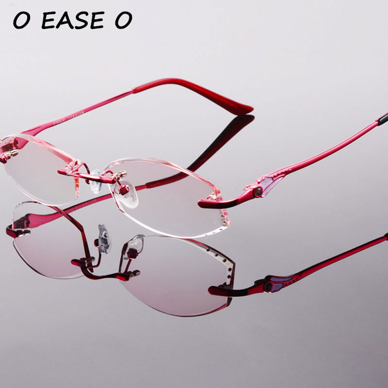 8002 2016 Getönte Rot Optische Uv400 purpurrot Emi 1 Oculos 61 rosa Grau Linsen Asphereic Gläser Einschließlich FaqWF7