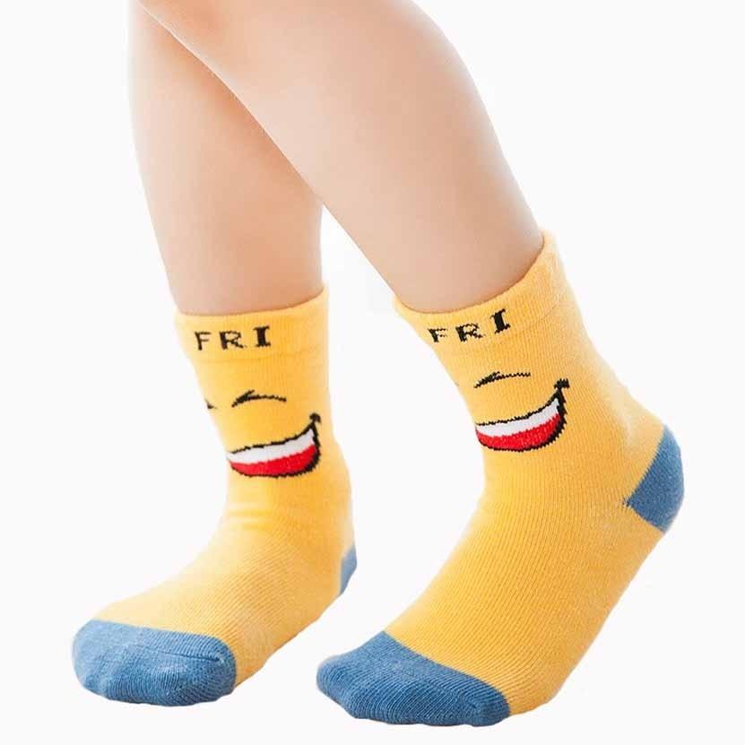 ddcbcfa34cc 10 pcs 5 pairs Boys girls 1-12 year children socks cotton socks cartoon