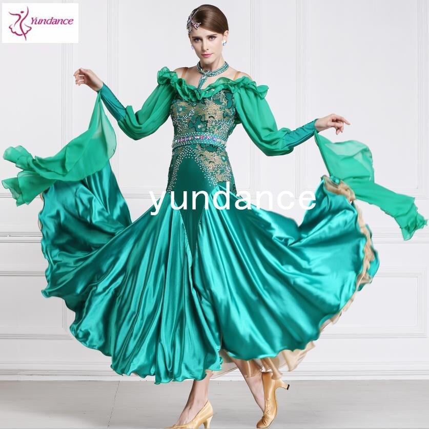 3f90d6c11 Nueva Modern Waltz Tango alabanza Salón danza Vestidos b 11661 en ...