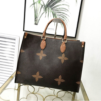 Leather koraba Brand 41*34*19cm Fashion Show Womens Famous Designer Shoulder Luxury Bag Handbag Crossbody For Women Bags