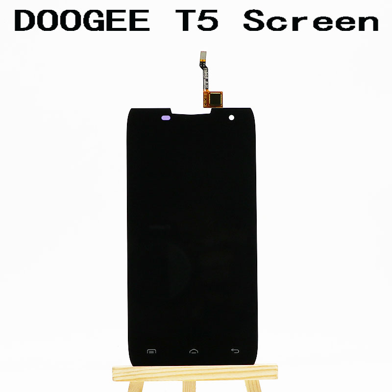 100 warranty New Original 1280X720 LCD Display 5 0inch Touch Screen Assembly For Doogee T5 T5