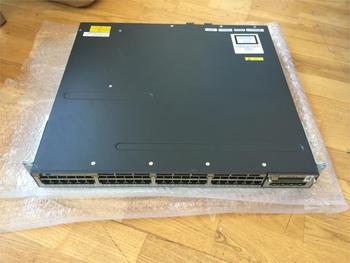 WS-C3750X-48P-E Catalyst C3750X 48 Port Switch PoE Gigabit Ethernet Switches