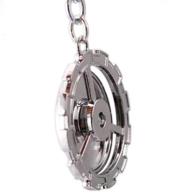 Attack on Titan Rotatable Key Rings Holder