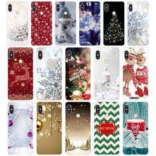145 ZX Have yourself Merry Christmas TPU Soft Silicone Phone Case for