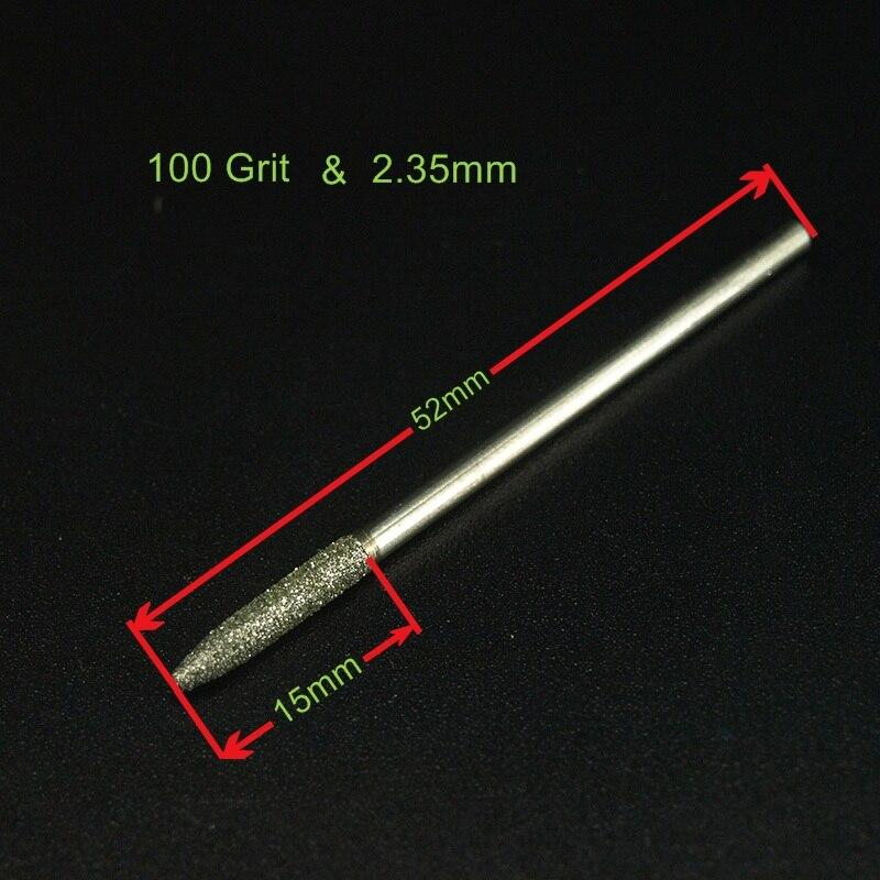 Pro. Nou Hot 1pcs coarse tradiționale de lustruit manichiură pedichiură diamant bijuterii pentru tratament Diamonds Burr, D-4