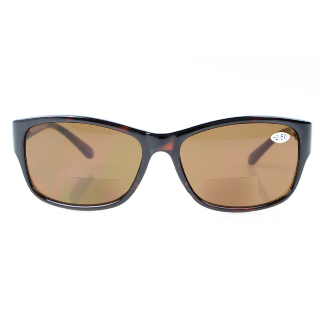 821 Polarized Eyekepper SunReaders Polarized Bifocal Sunglasses +1.5/+2.0/+2.5