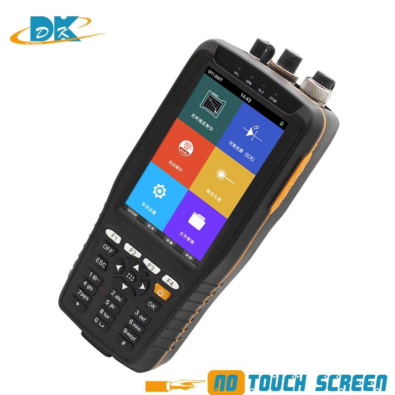 Handheld TM290 Smart OTDR 1310/1550nm With Integrated VFL/OPM/OLS/OTDR