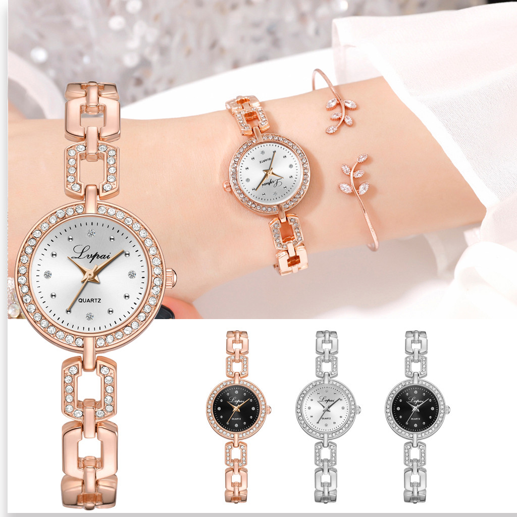 Dress Watch Gifts Women's European And Small American Party-Decoration Delicate Casual