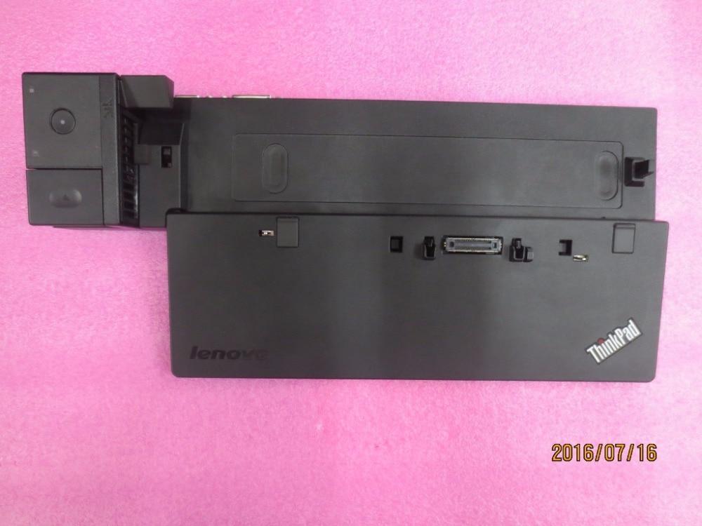 Lenovo ThinkPad Ultra Quai Serrure Clés X270 T470 T460 T450 T550 X260 X250 X240 T440 T440S L450 L540 W550S Station d'accueil pour Ordinateur Portable