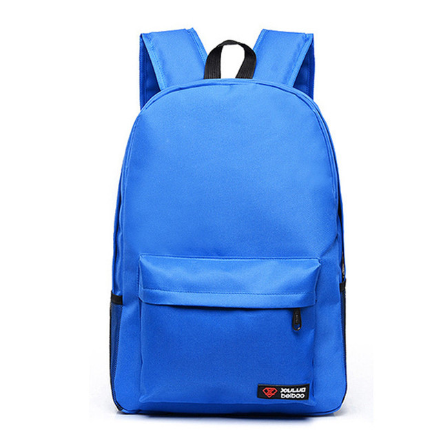 Stylish Candy Color Boys Girls School Bag Women Men Canvas Laptop Ipad Backpack  mochila Work Office Travel Daypack Shoulder Bags df562d4c26270