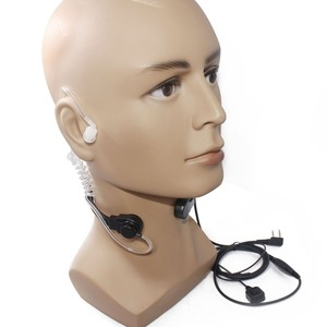 Image 5 - Flexible Throat Mic Headset Walkie Talkie PTT Earpiece For Baofeng UV 5R UV 82 BF 888S UV S9 BF V9 Abbree AR F6 AR F8 889G TYT