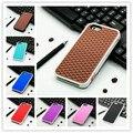 2016 de la moda de silicona waffle suelas de goma suave casos de la cubierta para iphone 6 6 s 6g 6 + iphone6 plus