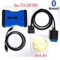 TCS CDP Pro Plus с keygen Авто Диагностический Инструмент с Bluetooth TCS CDP PRO Plus OBD2 Сканер для 12 В/24 В CAR + TRUCK Свободный корабль