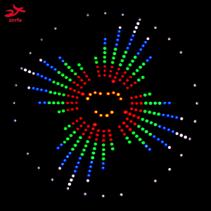 Image 5 - Zirrfa 新!!! ダンスライト cubeed 、アクリルケース led 電子 diy キット
