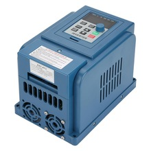 AC 380V 1.5kW 4A 3HP Single Phase Variable Frequency Inverter VFD PWM Speed Controller Inverter Motor vfd coolclassic inverter converter 380v 7 5kw inverter three phase power warranty 18 month