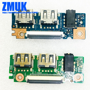 New Original USB_AUDIO Jack Board For Dell Inspiron 15 5558 5559 Series,P/N 2WMGK LS-D071P 435MYB31L01 image