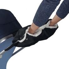 Stroller Warmer Gloves Pushchair Hand Muff Waterproof Pram Accessory Baby Carriage Glove Buggy Clutch Cart Muff Glove