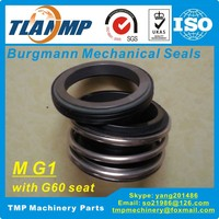 MG1 40mm Eagle Burgmann Mechanical Seals MG1 Series For Shaft Size 40mm Pumps Material SIC SIC