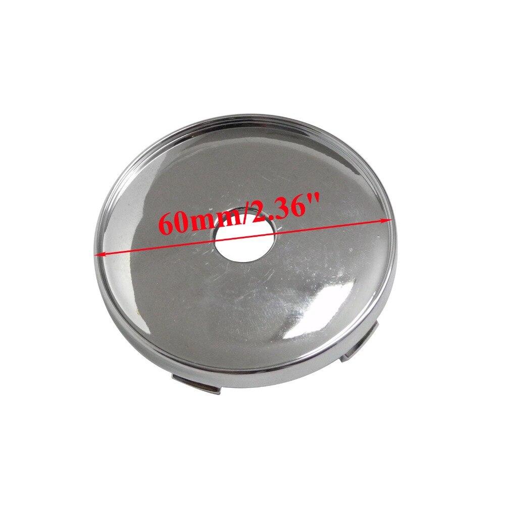 how to change wheel center caps
