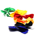 Magic silk Easy Quick change bow tie magie tricks 1pcs/lot  close up magic