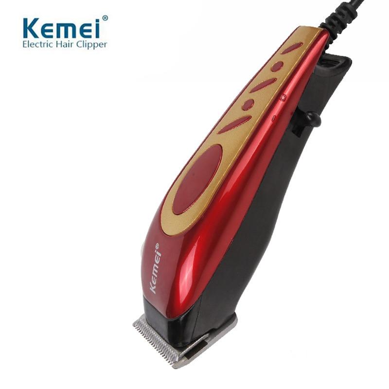 Original KM-5 Hair Clipper Barber Electric Shaving Machine Hair Cutting Professional Beard Trimmer Maquina De Cortar O Cabelo ca–clipper 5 2