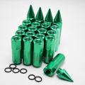 20 PCS/set FOR WHEELS LOCK LUG NUTS M12X1.5 ACORN RIM CLOSE END FOR UNIVERSAL