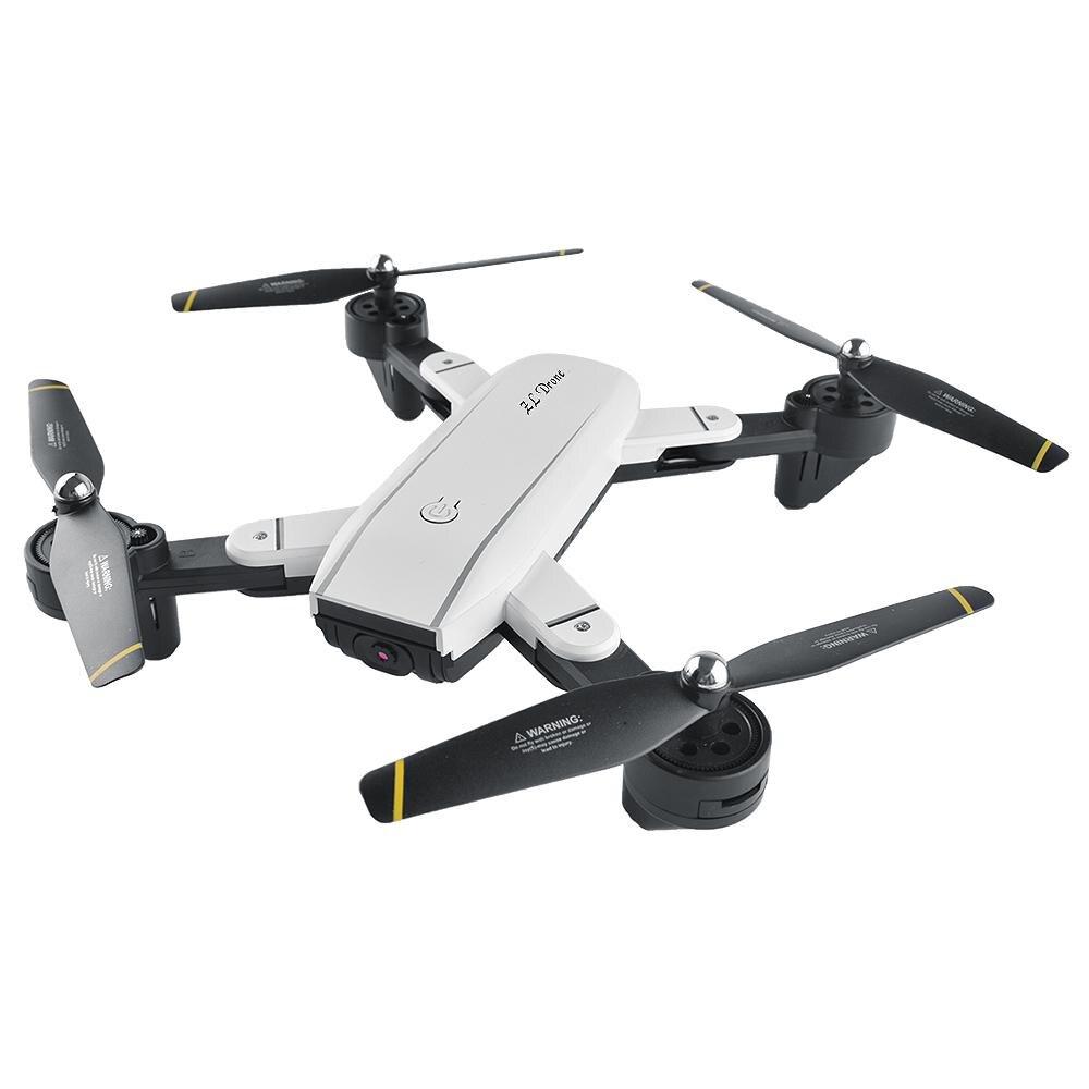 LeadingStar SG700 2MP Rc Quadcopter с Камера Wi-Fi FPV Складная селфи Дрон высота Удержание Безголовый жест Управление