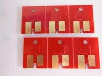 1 компл. Постоянная УФ чип для LH 100 для Mimaki LH100 UJF 3042 spc 0659 BK CMY WH PR