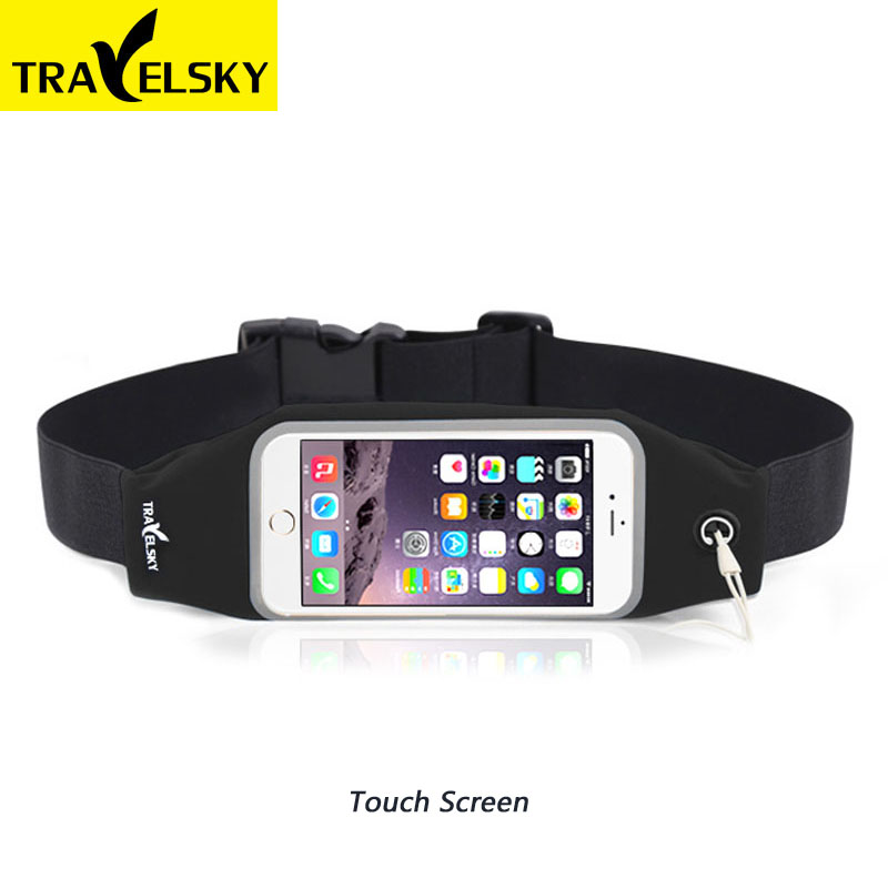 Summer Fashion Adjustable Functional Waist Bag Women Money Phone Belt Bag Travel Chest P ...