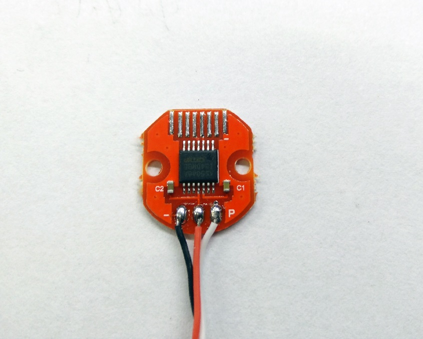 Air Conditioner Parts Buy Cheap Pm3505 Brushless Cloud Table Motor Microstrip Single-band As5048a Encoder Motor Center Hole Magnetic Ring Sliding Loop Line Air Conditioning Appliance Parts