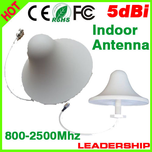 450mhz-2100mhz  Inhale Top Ceiling Antenna For Mobile Phone GSM/CDMA/DCS/PHS/3G Signal Repeater/Amplifier/Enlarger/Booster