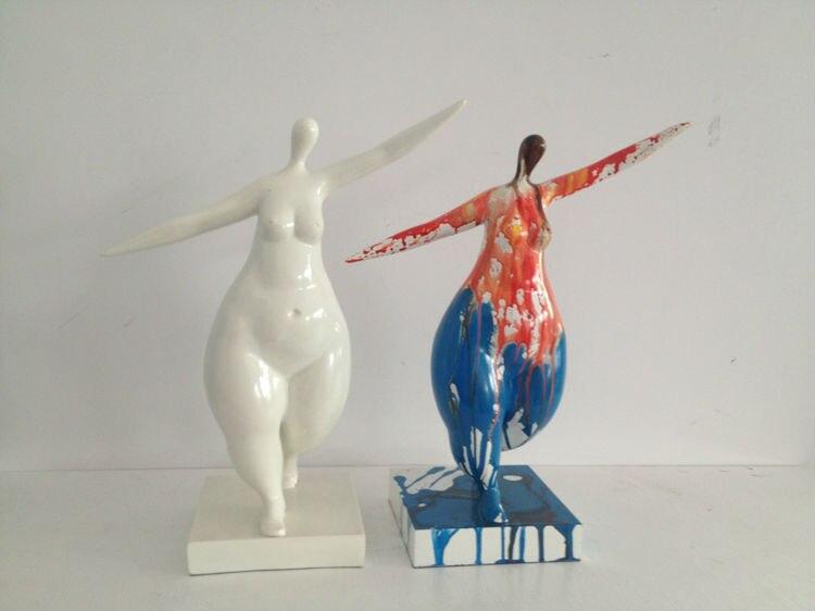 Beautiful Moderne Skulpturen Wohnzimmer Pictures - New Home Design ...