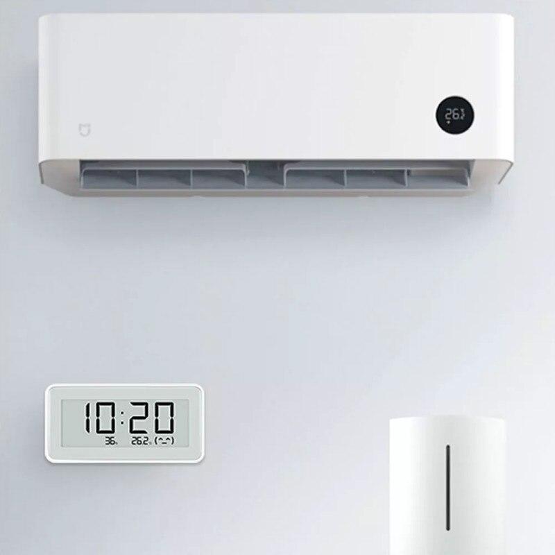 Image 4 - Original Xiaomi Mijia BT4.0 Wireless Smart Electric Digital clock  Outdoor Hygrometer Thermometer LCD Temperature Measuring ToolsSmart  Remote Control