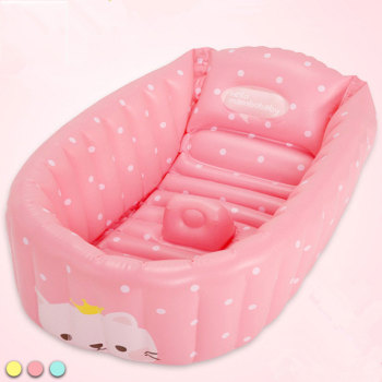 Inflatable Travel Baby Bath
