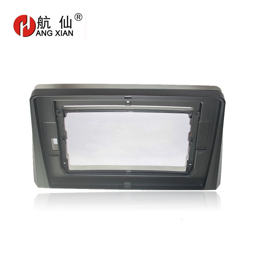 HANGXIAN 2 din Car Radio Fascia frame for KIA K5 Optima 2016 car DVD player gps
