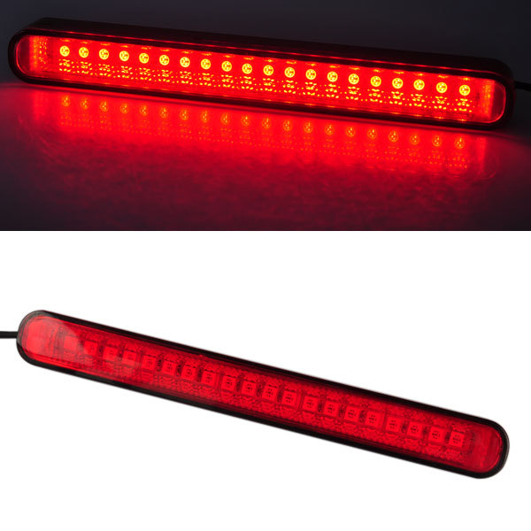 Car Red 20 SMD LED 6W 3rd Third Brake Light Rear Tail Center High Mount Stop