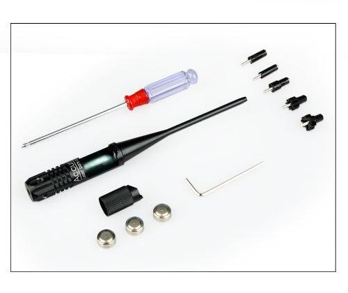 Le collimateur de visée de visée d'alésage de Laser tactique de PPT les lasers de point rouge de colimador s'adapte aux armes de poing/fusils de 0.22 à 0.5 gz200036