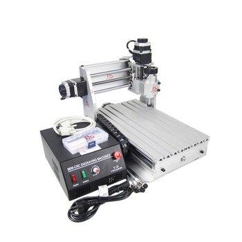 CNC Router LY 3020 CNC Engraving Milling Machine For Wood Числовое программное управление