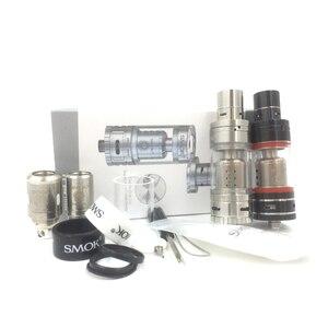 Image 4 - Electronic Cigarette Atomizer Original Smok TFV4 Mini Atomizer Sub Ohm Tank 510 Vape Tank VS SMOK TFV8