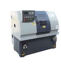 CK6125 CNC metal lathe machine