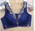 big yard summer style wire free push up comfortable Mother bra thin cup bra full cup bras  women free shipping AW7474
