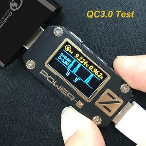 Image 5 - POWER Z USB tester QC3.0/PD Digital voltmeter amperímetro Digital spannung strom amp volt Typ C meter power bank detektor