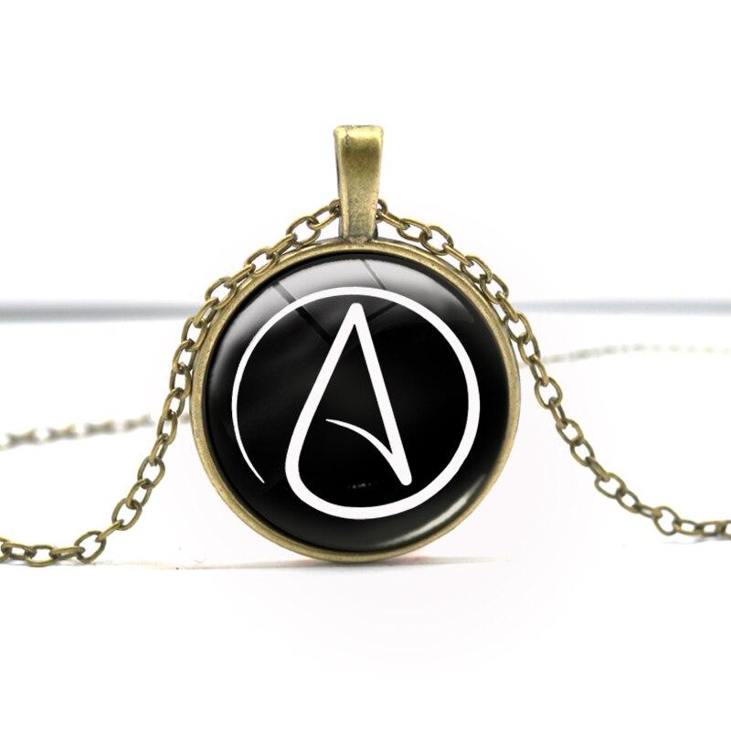 Oothandel Atheist Necklace Pendant Gallerij Koop Goedkope Atheist