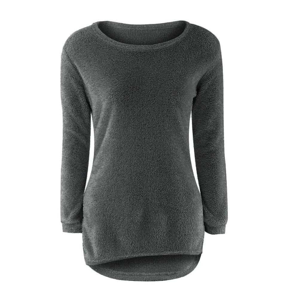 6ec1b6cc9db7 Details of Women Winter Solid Pullovers Sexy V Neck Knitted Jumper Sweaters  Long Sleeve Vintage Casual Office Pull Femme Sweater Plus Size click image.
