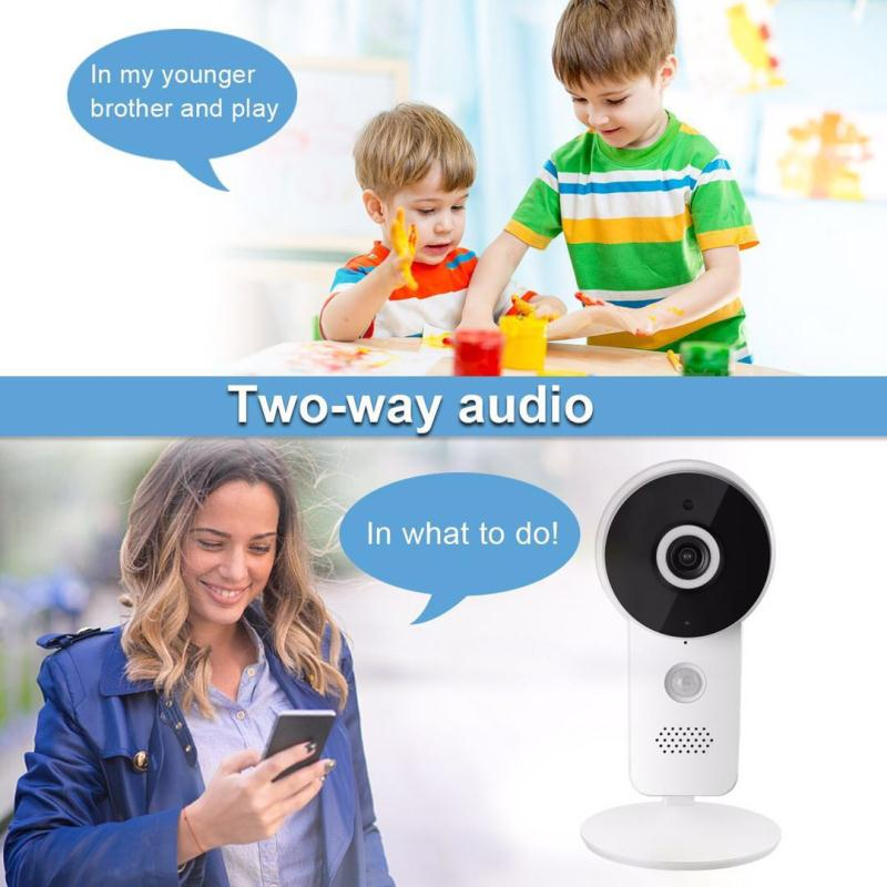 K10 1080P Wireless Video Color Baby Monitor High Resolution Baby Nanny Security Camera Night Vision 2 Way voice Support 128g