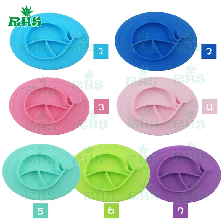 Aliexpress Wholesale Non Slip One Piece Silicone Placemat