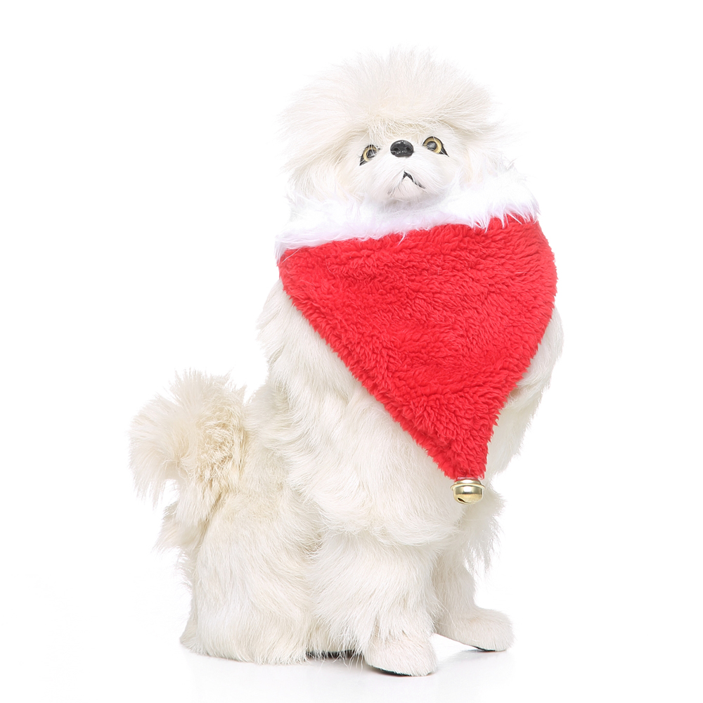 Weihnachten hunde kostüm winter warme fleece Niedliche Kleine hund ...