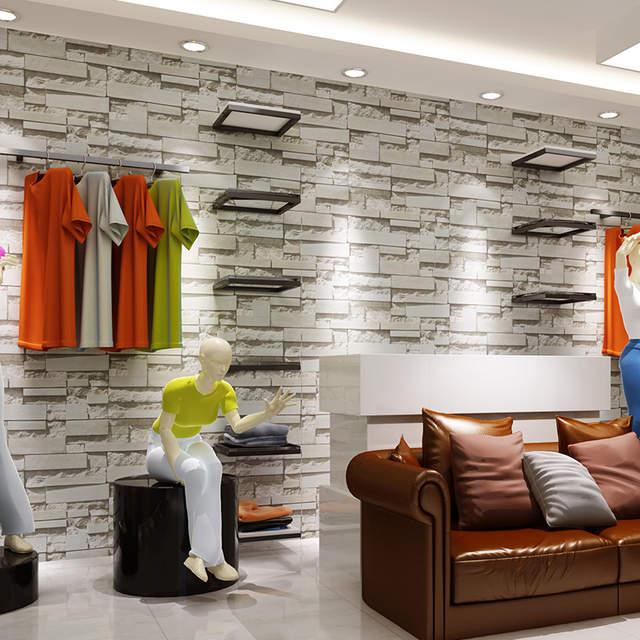 Beibehang papel murale carta da parati per soggiorno sala TV carta da  parati di pietra vintage parete di carta tapete rotolo di carta da parati  papel ...