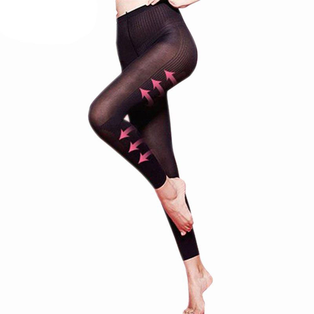 1pcs Sculpting Sleep Leg Shaper Pants Women Body Shaper Panties Slimming Leg Sexy Hip Up Control Makeup Tools A0404